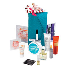 Bliss Holiday Gift Bag 2013